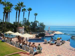 The Las Rocas pool