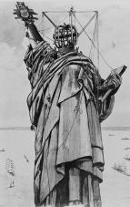Assembling the Statue of Liberty (5)